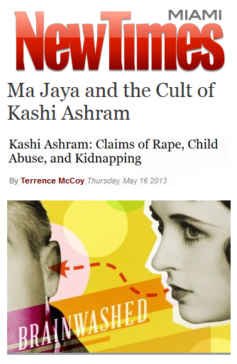 Ma Jaya and the Cult of Kashi